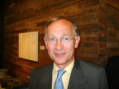 Warwick Morris at the KCC