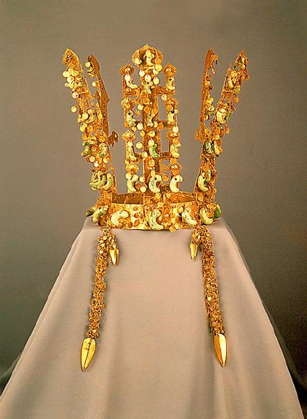 Image result for tHE SILLA CROWN