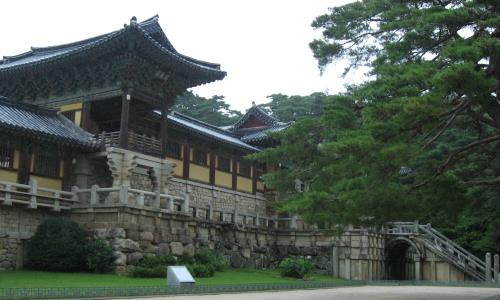 Post image for The LKL Korea Trip 2009 pt 5: Bulguksa and Seokkuram