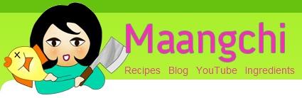 Maangchi banner