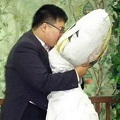 Thumbnail image for Korean marries his pillow