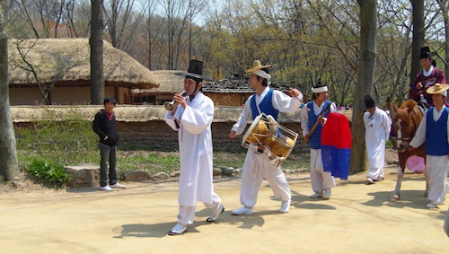 Post image for 2010 Travel Diary #4: The Yongin Folk Village