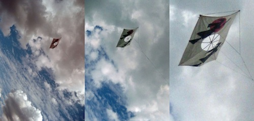Post image for Korean Fighting Kites – part 1