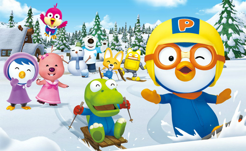 2017 fashion documentaries - Pororo And The Axis Of Evil London Korean Links