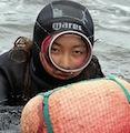 Thumbnail image for Jeju-do's youngest Haenyeo