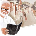 Thumbnail image for David Kilburn's hanok featured in Korea.net magazine