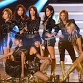 Thumbnail image for Girl's Generation on David Letterman show