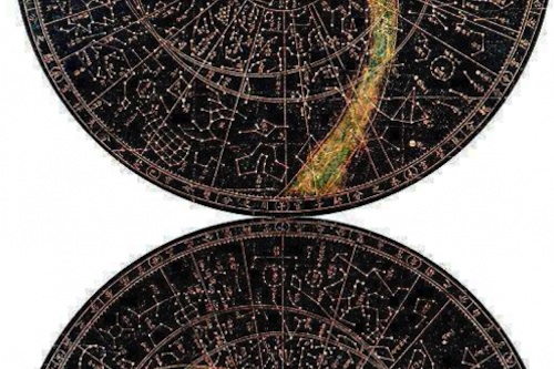Post image for Reading the Heavens Part 2 – World's First Complete Star Map