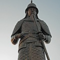 Thumbnail image for 2012 Travel Diary 7: Yi Sun-shin — military genius, hero, poet