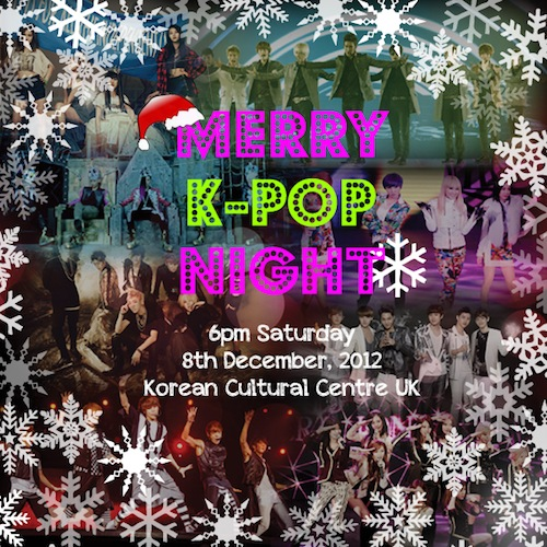 Dress Classy, Dance Cheesy – the KCCUK's seasonal K-pop ...