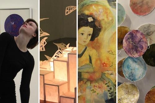 Post image for Exhibition visit: 오방색 O Bang Saek – the KAA's fifth residency at the KCC
