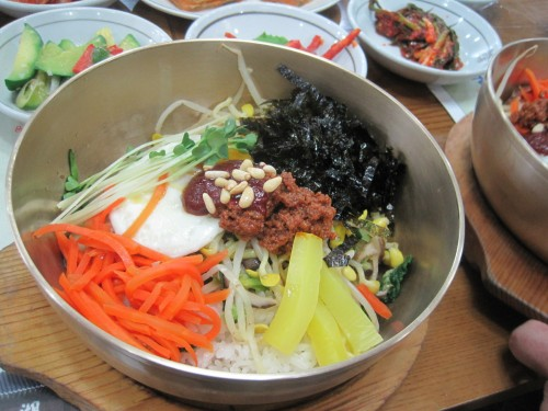 Post image for A trip to the historic city of Jeonju, home of the bibimbap