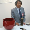 Thumbnail image for The sticky craft of lacquerware: Korean crafts at Collect 2013
