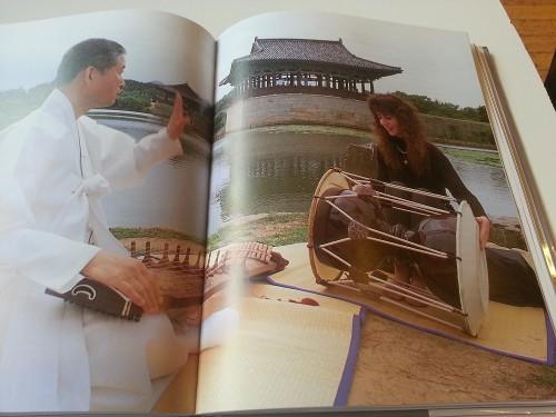 Post image for Evelyn Glennie's musical journey in Korea