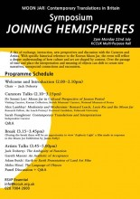 Joining Hemispheres poster