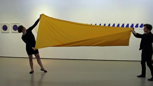 Dancers from Roehampton