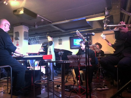 Post image for Gig review: Hyelim Kim, Byron Wallen + notes inégales