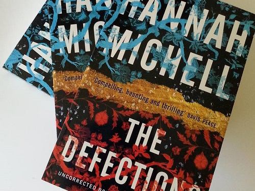 Post image for Coming soon: The Defections, by Hannah Michell. Put it on your wishlist
