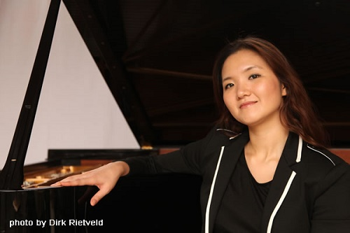Post image for Minjung Baek in recitals at St Mary's Perivale and LSE
