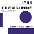Thumbnail image for Book review: Lee Ki-ho — At Least we can Apologize