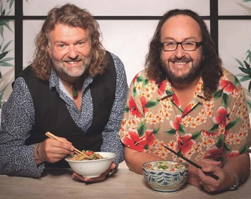 Post image for Book review: The Hairy Bikers' Asian Adventure