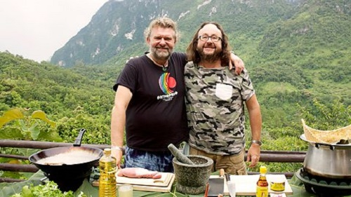 Post image for The Hairy Bikers come to Korea