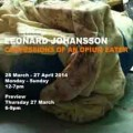 Thumbnail image for Leonard Johansson: Confessions of an Opium Eater — at Hanmi Gallery