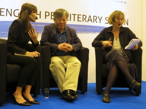 Post image for LTI Korea video: Yi Mun-yol in conversation with Claire Armitstead