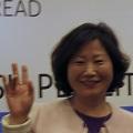 Thumbnail image for English PEN video: Hwang Sunmi in conversation with Maya Jaggi