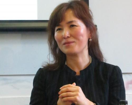 Gong Ji-young (공지영) | London Korean Links