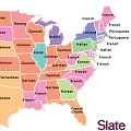 Thumbnail image for Koreans in America: the Slate map of the most popular language in your State