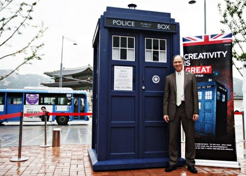Post image for The Doctor Who roadshow comes to Seoul