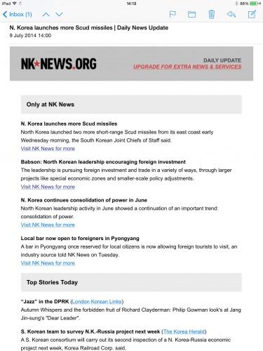 NKNews summary