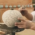 Thumbnail image for A video of Korean ceramic decorative techniques