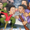 Thumbnail image for Hong Seong-dam's art in the news again