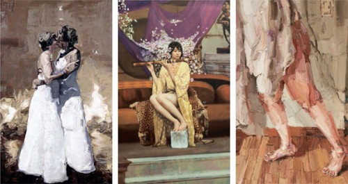 Post image for Young Korean Painters at Albemarle Gallery from 5 September