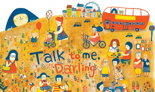 Post image for Kim Jieun: Talk to me Darling, at Mokspace