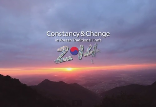 Post image for Constancy & Change in Korean Craft – the video from Tent London