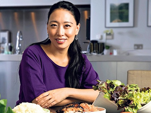 Post image for Judy Joo feature is now in Telegraph's online version