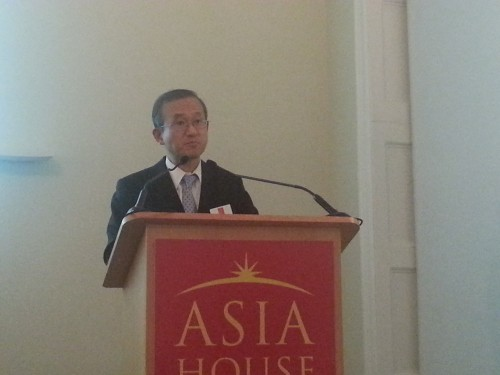 Post image for Korea's Economy in Transition – a report from the recent evening at Asia House
