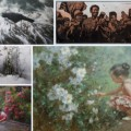 Thumbnail image for DPR Korea Fine Art Exhibition, at the DPRK embassy