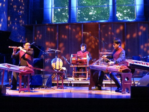 Post image for Concert review: Ensemble Sinawi at the City of London Festival