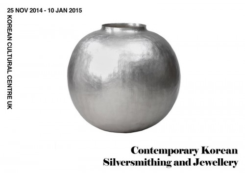 Post image for Contemporary Korean Silversmithing and Jewellery at the KCC