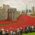 Thumbnail image for North Korean artists paint London scenes, on show at the DPRK embassy