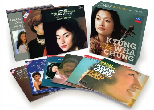 Post image for Kyung Wha Chung  returns with UK recitals and 20-disk retrospective