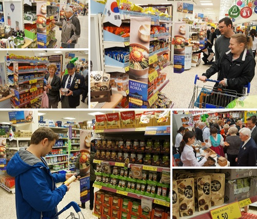 Post image for Taste of Korea promotion runs in over 60 Tesco stores