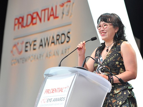 Post image for Shin Meekyoung and South Korea receive Prudential Eye awards