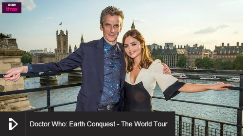 Post image for The Doctor Who World Tour in Korea