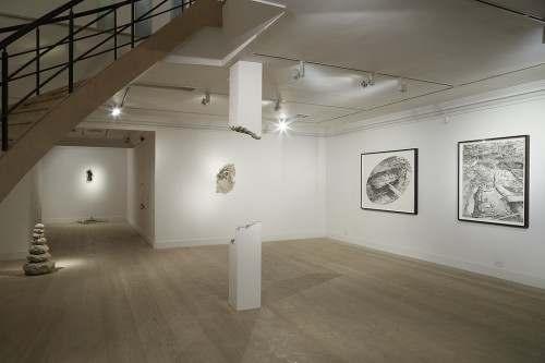 Post image for Exhibition visit: Hur Shan at Gazelli Art House
