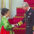 Thumbnail image for Sylvia Park receives her MBE